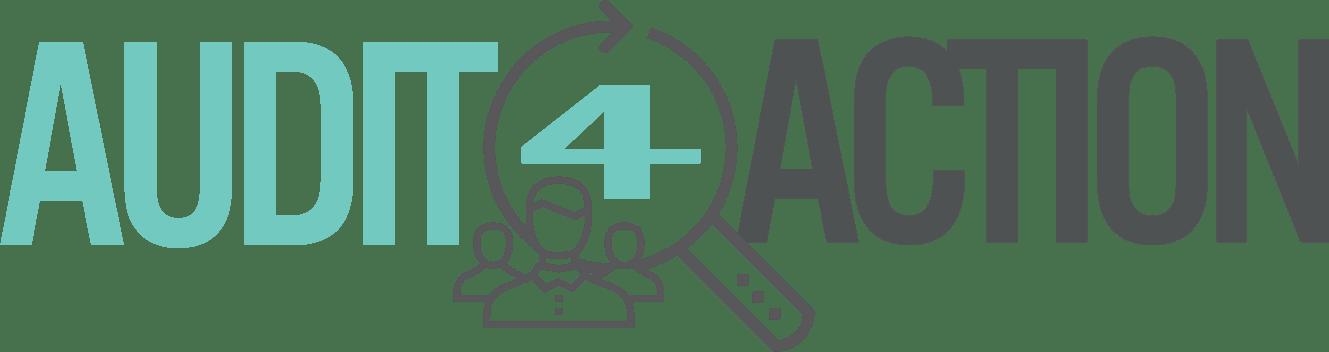 audit4action Logo horizontal