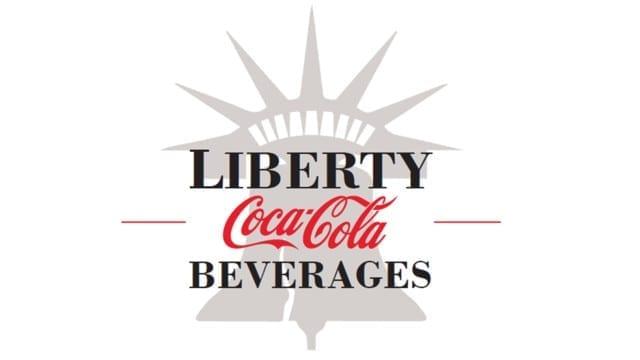 Liberty Coca-Cola logo