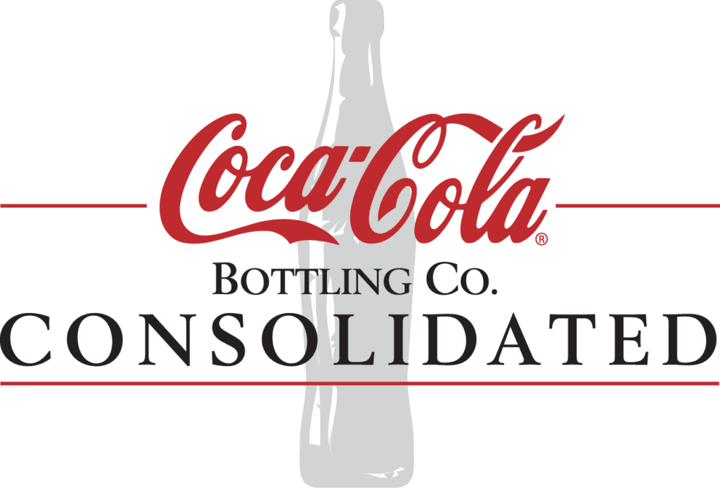 Coca-Cola Consolidated logo