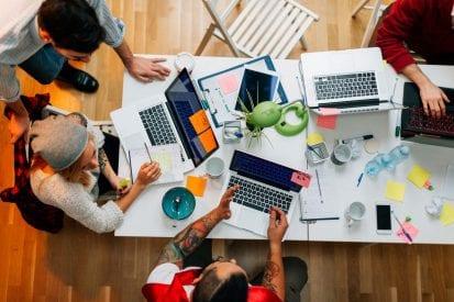 Our Developers Blog Header
