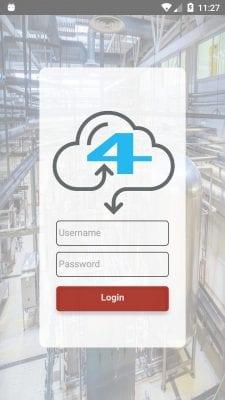 Batch Verification login menu screenshot