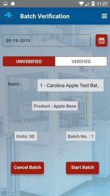 Start Batch screenshot