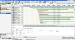 Tasks workload screenshot